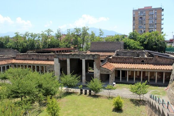 Ruins of Oplontis – Torre Annunziata, Italy - Atlas Obscura
