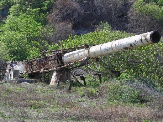 Project HARP Space Gun – Barbados - Atlas Obscura