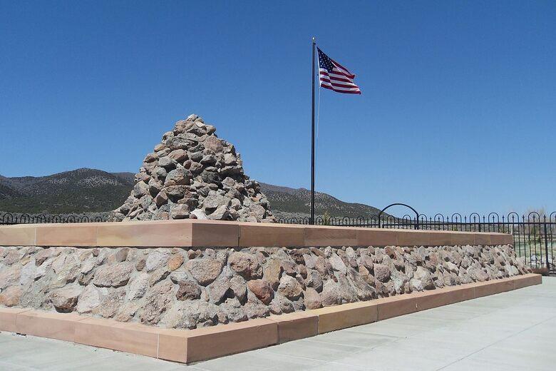 Mountain Meadows Massacre Memorial – Veyo, Utah - Atlas Obscura