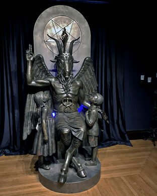 The Satanic Temple – Salem, Massachusetts - Atlas Obscura