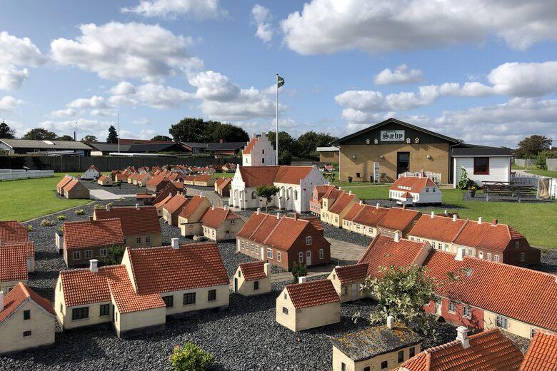 Minibyen Sæby