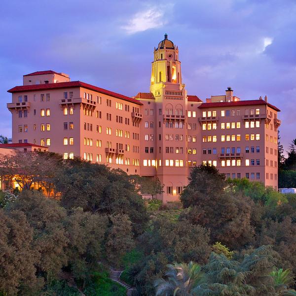 Vista Del Arroyo Hotel Pasadena California Atlas Obscura