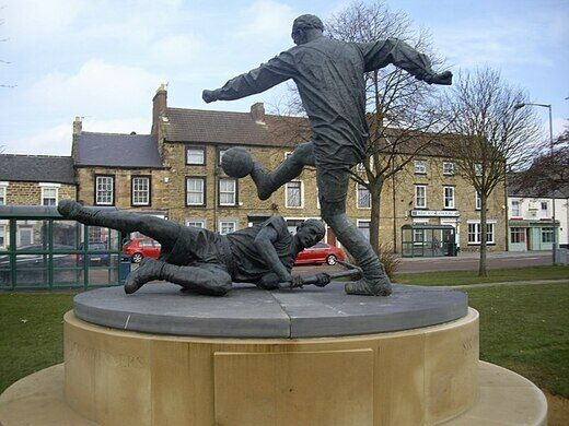 'First World Cup' Memorial