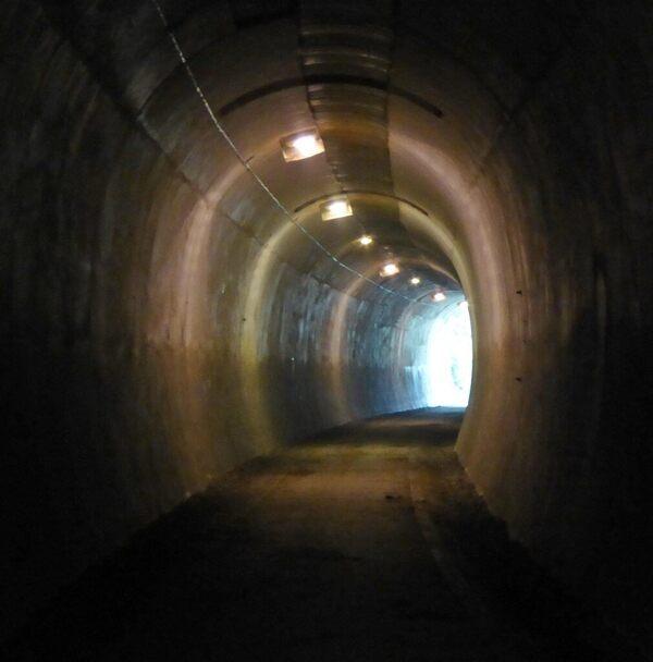 Thurgoland Tunnel in Thurgoland, England