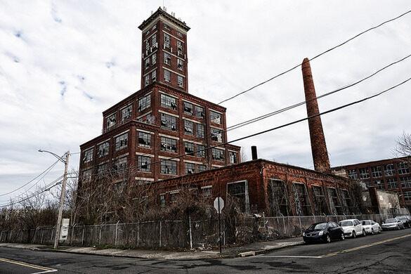 Remington Shot Tower – Bridgeport, Connecticut - Atlas Obscura