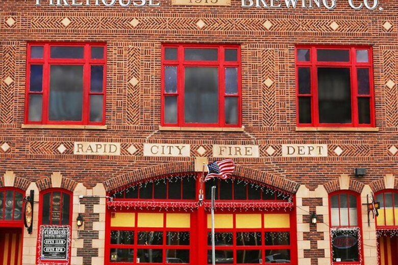 Firehouse Brewing Co. – Rapid City, South Dakota - Atlas Obscura on