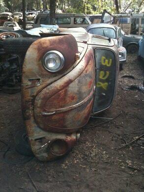 Floridas Volkswagon Graveyard Dade City Florida Atlas Obscura - Dade city fl car show