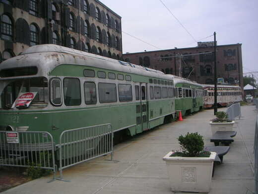 File:Old trolley cars.jpg - Wikimedia Commons