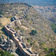 The boundary walls of Kumbhalgarh