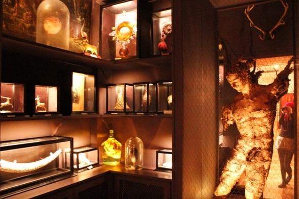 museum of hunting and nature mus e de la chasse et de la nature paris france atlas obscura. Black Bedroom Furniture Sets. Home Design Ideas