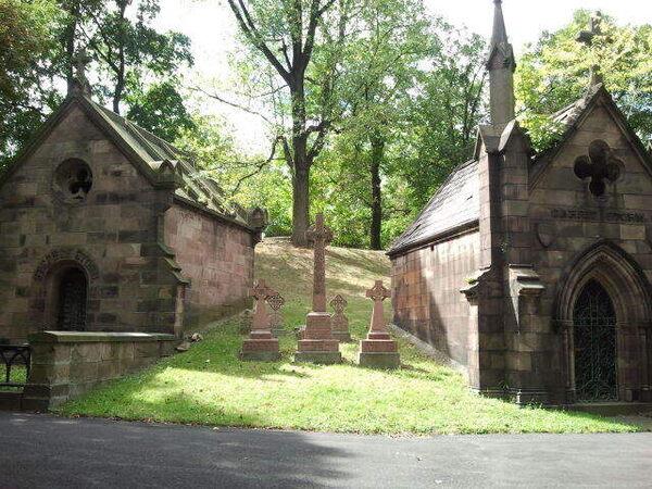 Trinity Church Cemetery & Mausoleum