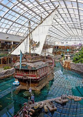 West Edmonton Mall – Edmonton, Alberta - Atlas Obscura