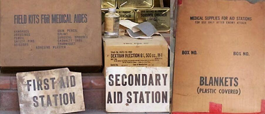 Brooklyn Bridge Fallout Shelter New York New York Atlas Obscura