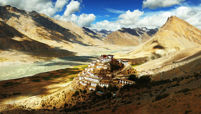Image result for key monastery