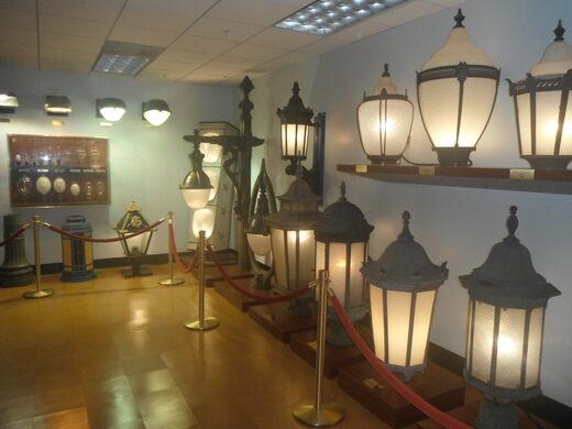 Historic Street Lighting Museum Los Angeles California