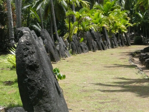 Rai Stones – Federated States of Micronesia - Atlas Obscura