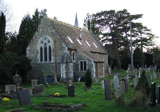 Ascension Parish Burial Ground – Cambridge, England - Atlas