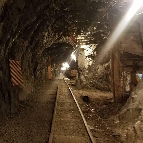 Sierra Silver Mine in Wallace, Idaho