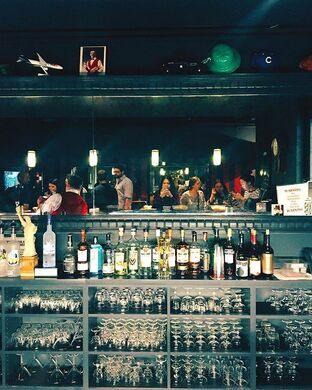 Central Filing Bar – New York, New York - Gastro Obscura