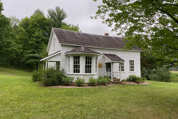 Picture - Caddie Woodlawn Historical Park in Menomonie, Wisconsin