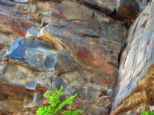 Paint Rock Hot Springs North Carolina Atlas Obscura