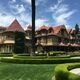 The Winchester Mystery House.