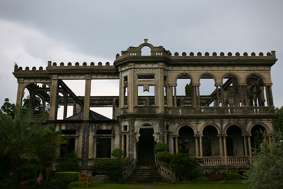 The Ruins In Talisay Talisay City Philippines Atlas Obscura