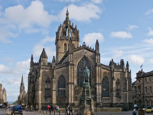 768ce4c43c25 St Giles' Cathedral Thistle Chapel – Edinburgh, Scotland - Atlas Obscura