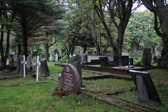 Hólavallagarður Cemetery