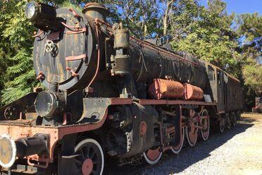 The Rocket' Locomotive – London, England - Atlas Obscura