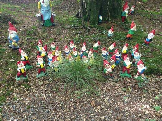 The Gnome Reserve – West Putford, England - Atlas Obscura
