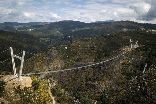 Ponte 516 Arouca in Arouca, Portugal