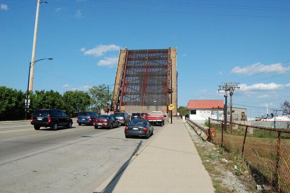 95th Street Bridge – Chicago, Illinois - Atlas Obscura