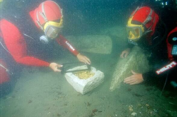 The Lost City Of Heracleion Al Maadeyah Egypt Atlas Obscura