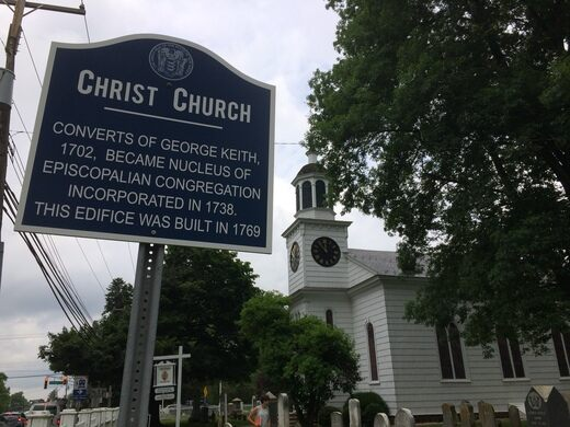 Christ Church Shrewsbury – Shrewsbury, New Jersey - Atlas ...
