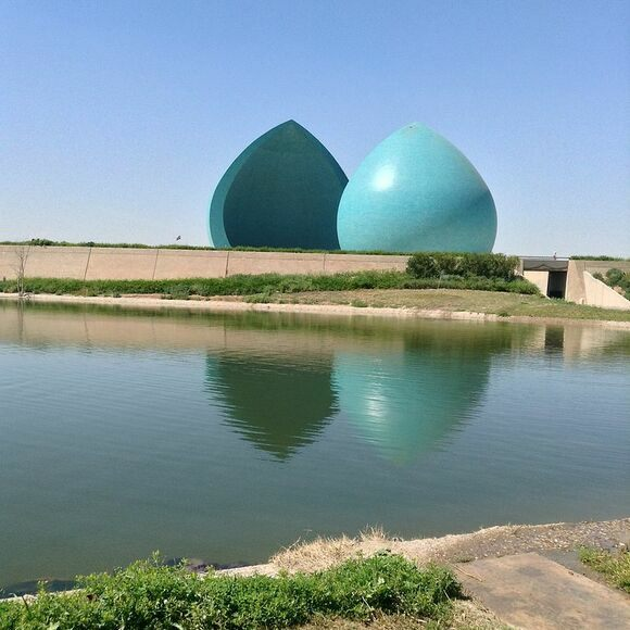 Al Shaheed Monument Baghdad Iraq Atlas Obscura