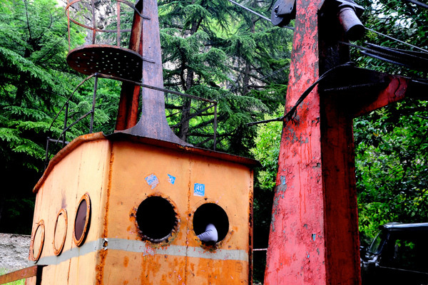 Death Is a Cable Car