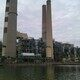 Big Bend Power Plant discharge canal. Manatees enjoy the clean, warm water run off.
