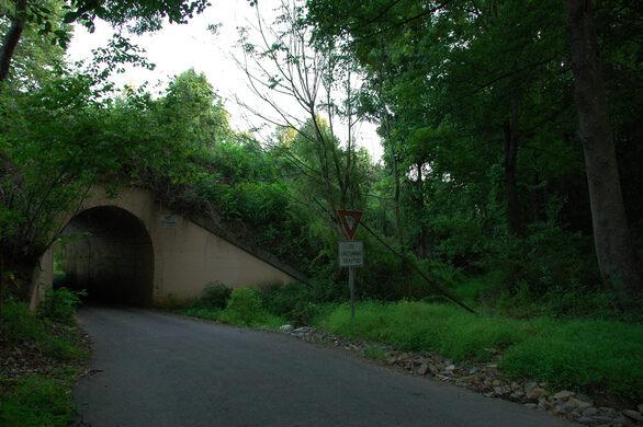 Bunny Man Bridge – Fairfax Station, Virginia - Atlas Obscura