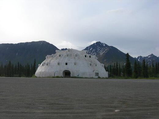 Igloo City – Cantwell, Alaska - Atlas Obscura