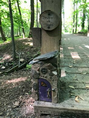 Fairy Houses of Tinker Nature Park – Pittsford, New York