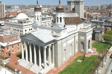 George Peabody Library Baltimore Maryland Atlas Obscura
