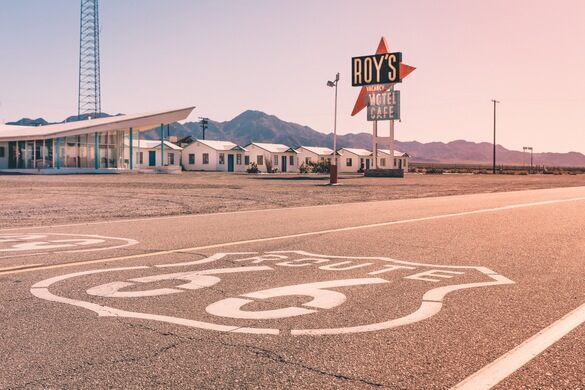 amboy ghost town amboy california atlas obscura
