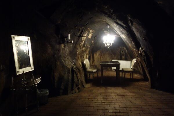 Sala Silver Mine Hotel Suite Sala Sweden Atlas Obscura