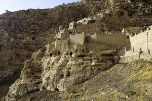 Rabban Hormizd Monastery.