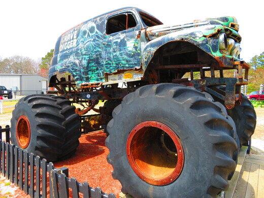 Truck Supply Near Me >> Grave Digger's Dungeon – Poplar Branch, North Carolina ...