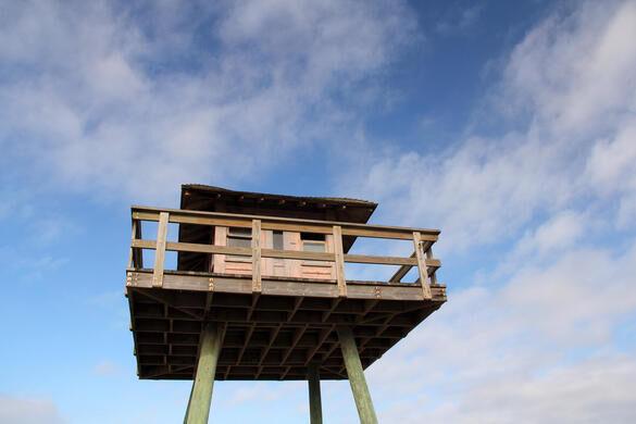 Ormond Beach Watchtower – Ormond Beach, Florida - Atlas Obscura