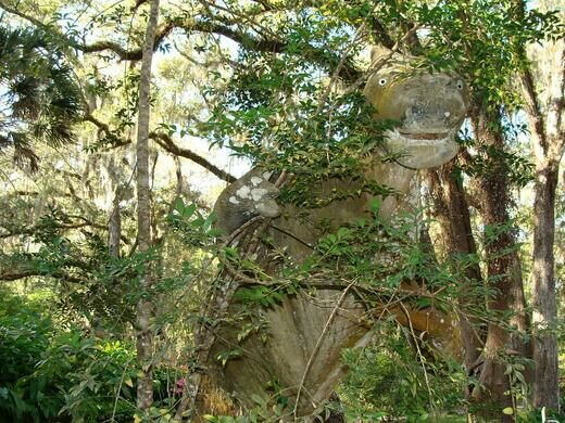 Bongoland Ruins – Port Orange, Florida - Atlas Obscura