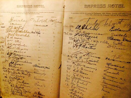 The empress hotel victoria british columbia atlas obscura view all photos malvernweather Choice Image