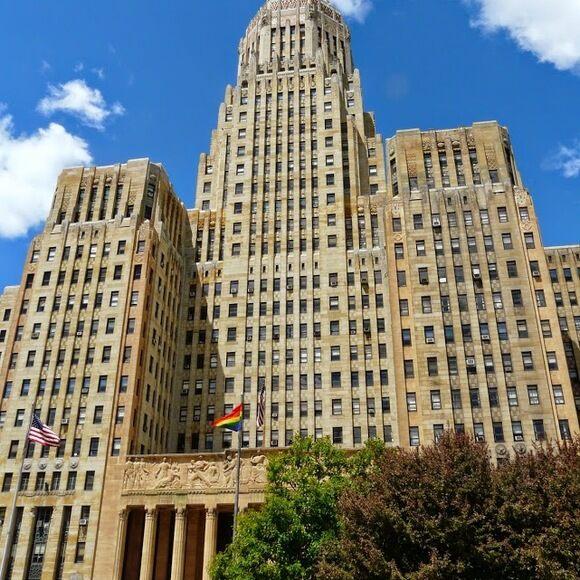Buffalo City Hall Buffalo New York Atlas Obscura